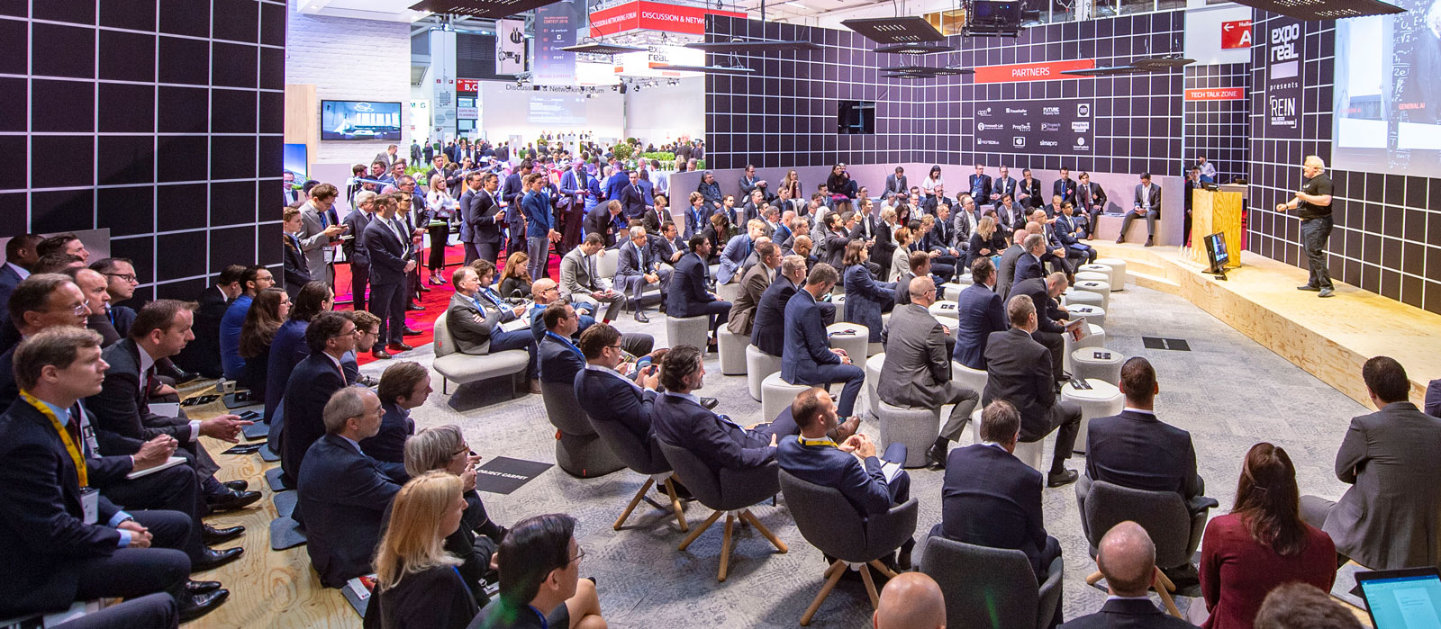 Expo Real 2018 / Real Estate Innovation forum / Picture by Expo Real Mediaservices
