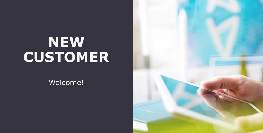 New customer SBB